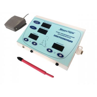 Аппарат для электроэпиляции Шмель
